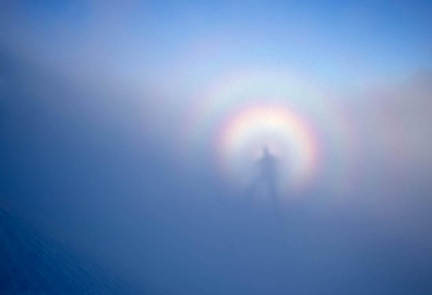 Melvin Redeker bergbeklimmer - boeddha's licht