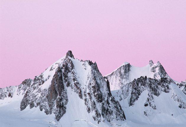 Melvin-Redeker bergbeklimmer-De-wildernis