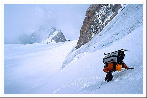 Expeditie training van avonturier en spreker Melvin Redeker