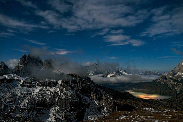 ©Melvin Redeker bergbeklimmer - oerlandschap HD