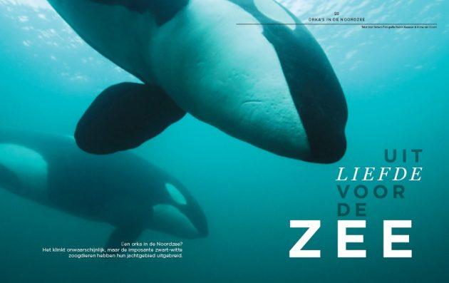 Nautique: Uit liefde voor de zee