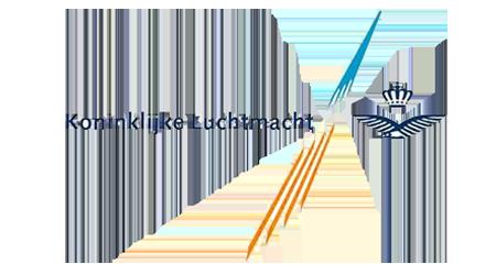 Logo luchtmacht doorz