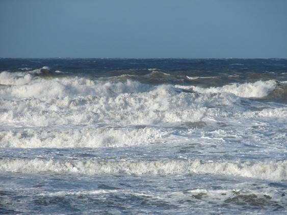 Noordzee-veiligheid op zee