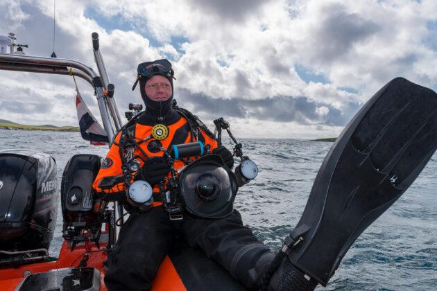 Expeditie Noordzee: Spreker avonturier melvin redeker