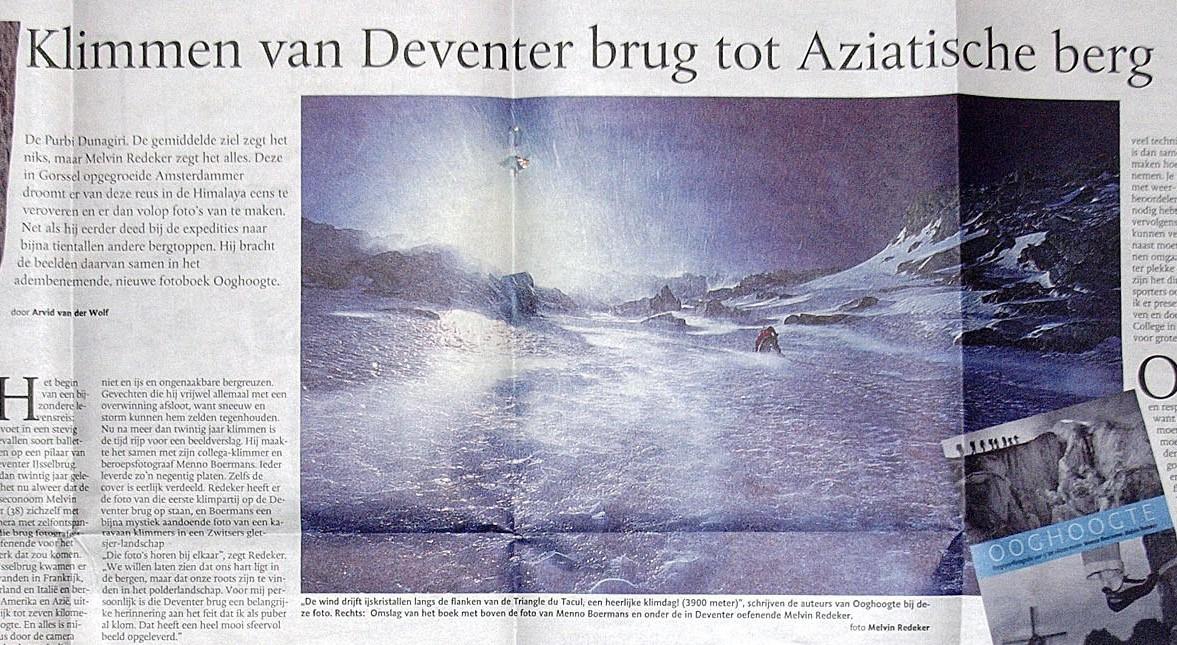 De Stentor Melvin Redeker