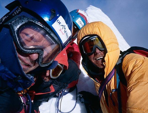 Bergbeklimmen: Samen op de top in moeilijke omstandigheden