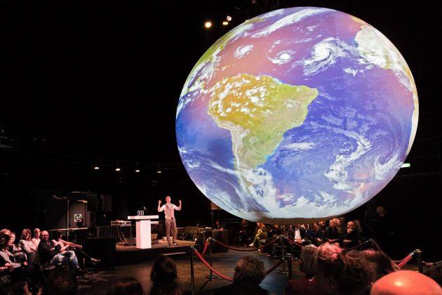 Spreker Melvin Redeker over klimaat en duurzaamheid