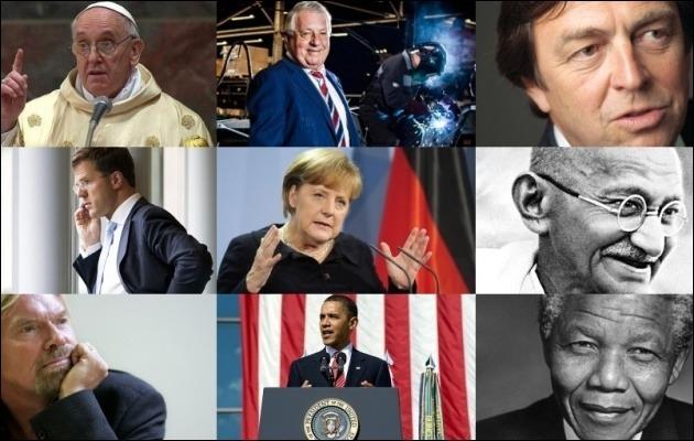spreker melvin redeker inspirerende leiders